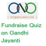 Over And Out Organisation Fundraise Quiz on Gandhi Jayanti