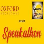 Oxford Bookstore and Quarantine Stories Present Speakathon Extempore Competitio