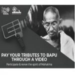 Pay tribute to the Father of the Nation through a Video