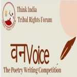 Poetry Writing Competition ' Van Voice' by Think India Tribal Rights Forum