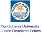 Pondicherry University Department of Chemistry Junior Research Fellow
