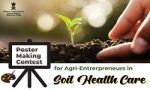 Poster Making Contest for Agri-Entrepreneurs in Soil Health Care