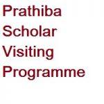 Prathiba Scholar Visiting Programme 2019