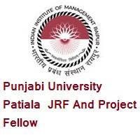 Punjabi University Patiala JRF And Project Fellow