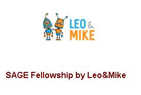 SAGE Fellowship by Leo&Mike
