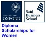 Said Business School Diploma Scholarships for Women