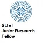 Sant Longowal Institute of Engineering and Technology Junior Research Fellow