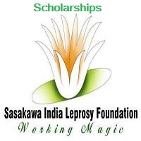 Sasakawa-India Leprosy Foundation Scholarships