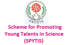 Scheme for Promoting Young Talents in Science SPYTiS