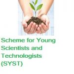 Scheme for Young Scientists and Technologists (SYST)