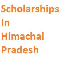 Scholarships In Himachal Pradesh