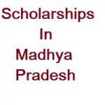 Scholarships In Madhya Pradesh