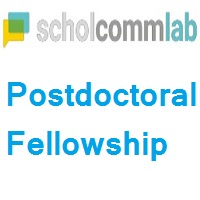 ScholCommLab Postdoctoral Fellowship