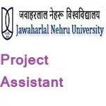 School of Biotechnology Jawaharlal Nehru University Project Assistant