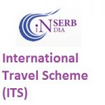 Science and Engineering Research Board International Travel Scheme (ITS)