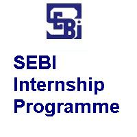 Securities and Exchange Board of India-SEBI Internship Programme