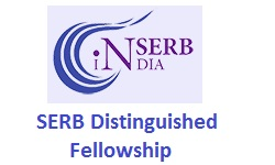 SERB Distinguished Fellowship