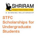 Shriram Transport Finance Company (STFC) Limited Scholarships
