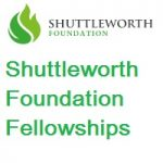 Shuttleworth Foundation Fellowship