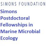 Simons Postdoctoral Fellowships in Marine Microbial Ecology