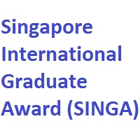 Singapore International Graduate Award (SINGA)