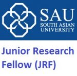 South Asian University (SAU) Junior Research Fellow