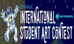 Space Foundation International Student Art Contest