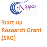 Start-up Research Grant (SRG)