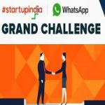 Startup India - WhatsApp Grand Challenge