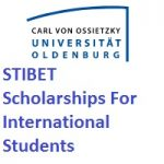 STIBET Scholarships For International Students