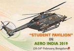 Student Pavilion at Aero India 2019