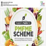 Suggest a Tagline Contest for PM FME Scheme