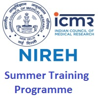 Summer Training Programme in Environmental Biotechnology ICMR-NIREH, Bhopal