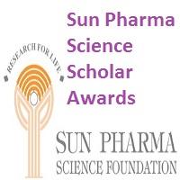 Sun Pharma Science Foundation Sun Pharma Science Scholar Awards 2020