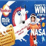 Sunfeast Milk – Chance to win a trip to NASA contest