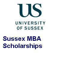 Sussex MBA Scholarships 2020