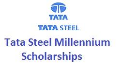 Tata Steel Millennium Scholarships