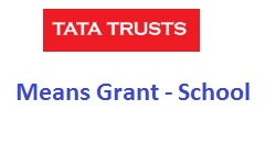 Tata Trusts Means Grant School