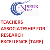 TEACHERS ASSOCIATESHIP FOR RESEARCH EXCELLENCE (TARE)