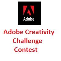The Adobe Creativity Challenge Contest