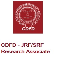 The Centre for DNA Fingerprinting and Diagnostics CDFD-JRF-SRF