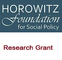 The Horowitz Foundation for Social Policy Research Grant