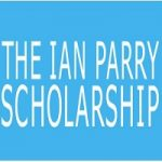 The Ian Parry Scholarship 2019