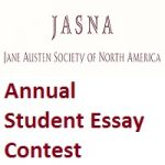 The Jane Austen Society of North America Annual Student Essay Contest