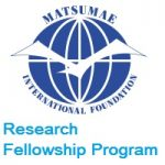 The Matsumae International Foundation Research Fellowship Program