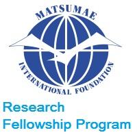 The Matsumae International Foundation Research Fellowship Program