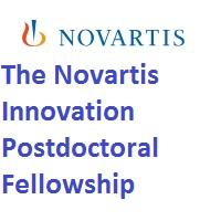 The Novartis Innovation Postdoctoral Fellowship