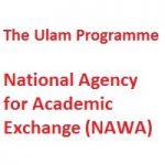The Ulam Programme National Agency for Academic Exchange (NAWA)
