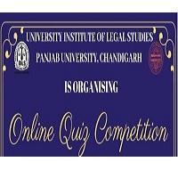 Three-Round National Quiz Competition University Institute Of Legal Studies Panjab University
