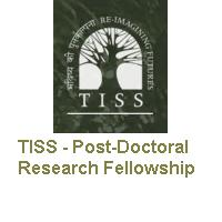 TISS - Post-Doctoral Research Fellowship